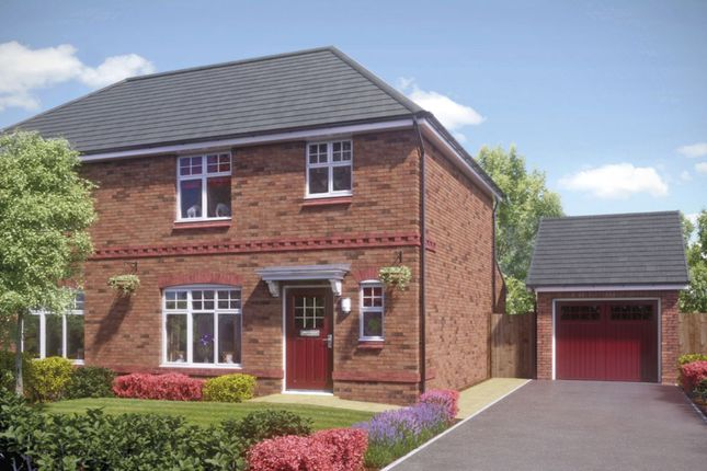Thumbnail Semi-detached house for sale in The Longford, Gloucester Street, Atherton, Manchester