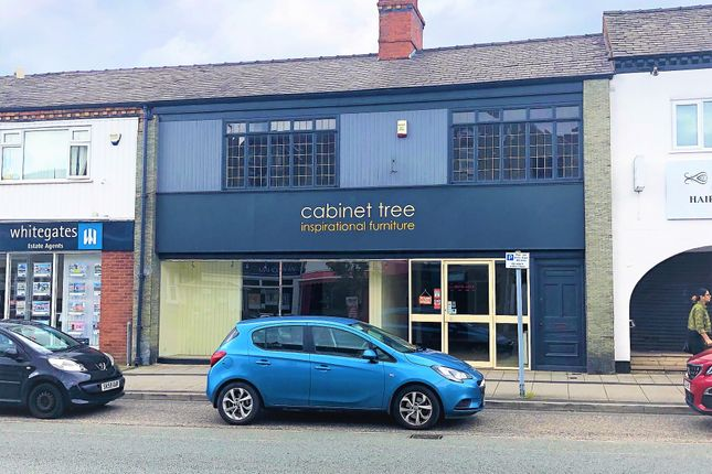 Thumbnail Retail premises to let in 169-171 Nantwich Road, Crewe, Cheshire