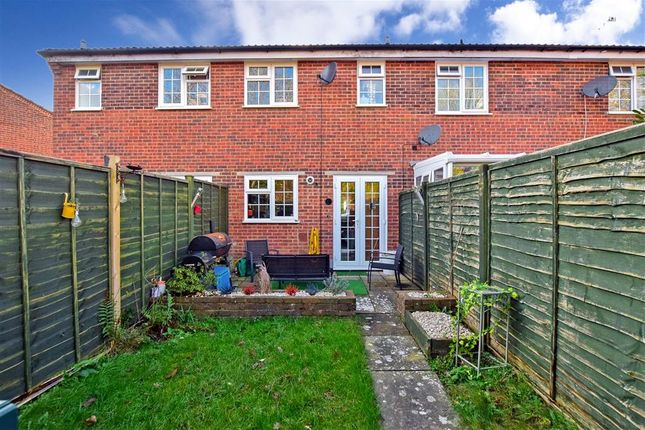 Thumbnail Terraced house for sale in Timber Mill, Southwater, Horsham, West Sussex