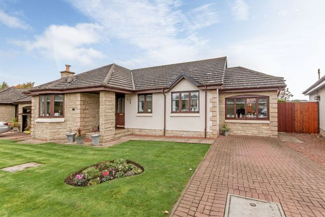 Thumbnail Detached bungalow for sale in Eskfield Grove, Eskbank, Dalkeith