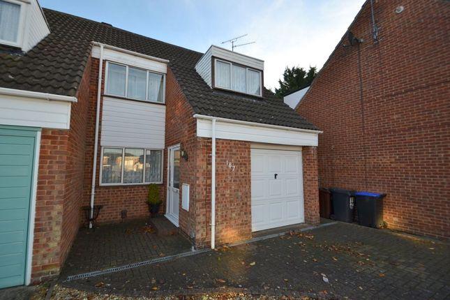 Thumbnail Semi-detached house for sale in Reynard Way, Kingsthorpe, Northampton
