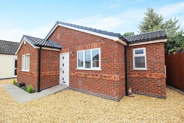 Thumbnail Bungalow for sale in Brindley Bank Road, Rugeley
