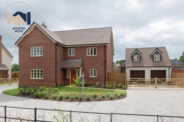 Thumbnail Detached house for sale in Welham Lane, Great Bowden
