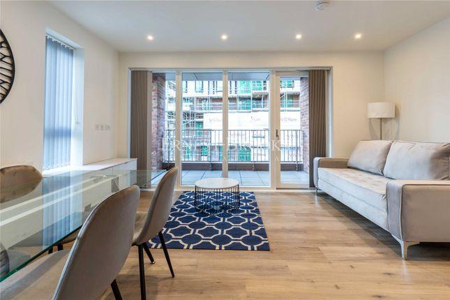 Thumbnail Flat to rent in Alington House, Clarendon, Wood Green