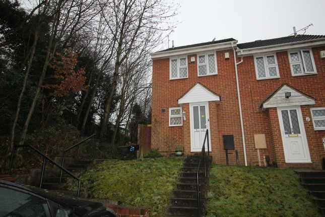 Thumbnail Terraced house to rent in Wedgewood Drive, Chatham