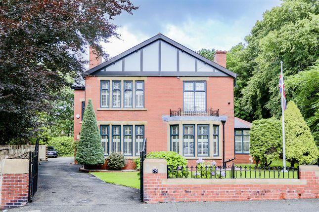 Thumbnail Detached house for sale in Hollins Lane, Accrington