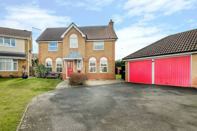 Thumbnail Detached house for sale in Orthwaite, Huntingdon