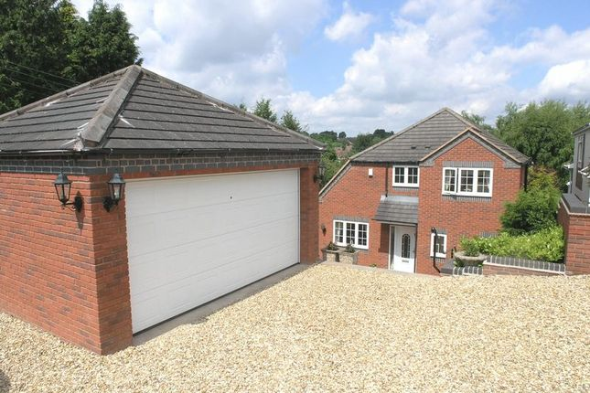 Thumbnail Detached house for sale in Church View Gardens, Kinver, Stourbridge