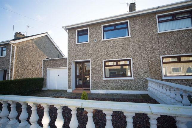 Thumbnail Semi-detached house for sale in Regents Park, Lurgan, Craigavon, County Armagh