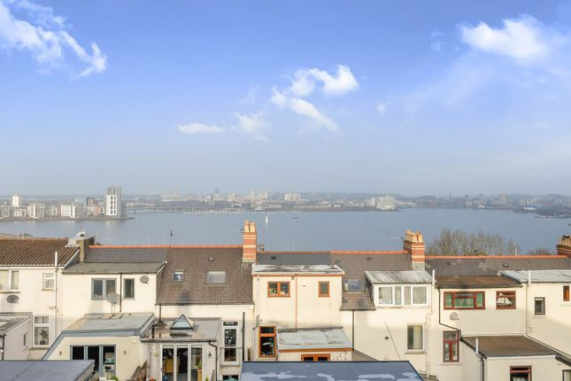 3 bed terraced house for sale in Queens Road, Penarth