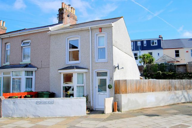 Thumbnail Cottage for sale in Byland Road, Plymouth