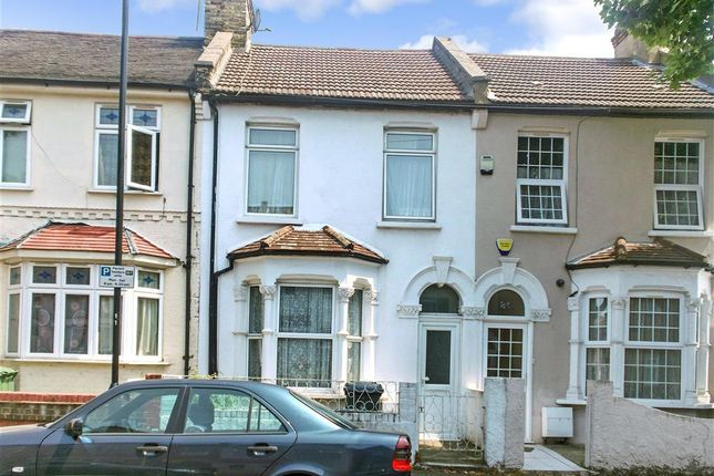 Thumbnail Terraced house for sale in St. Bernards Road, East Ham, London