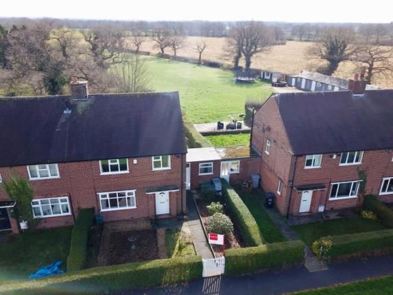 Thumbnail Semi-detached house for sale in Pickmere Lane, Pickmere, Knutsford, Cheshire
