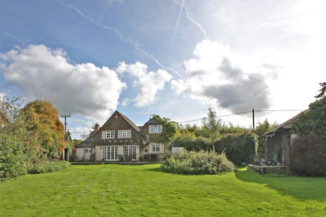 Thumbnail Detached house for sale in Station Road, Bentley, Farnham, Surrey