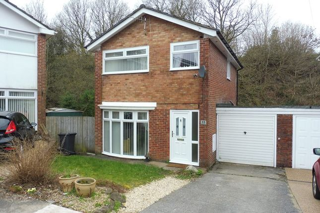 Thumbnail Link-detached house for sale in Kendal Close, Cwmbach, Aberdare