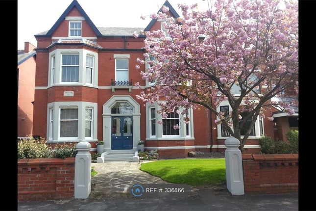 Thumbnail Flat to rent in Victoria Road, Lytham St. Annes