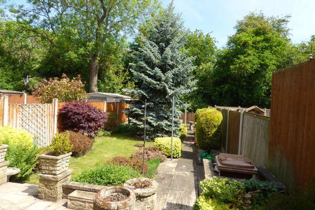 Rear Garden of Conway Street, Long Eaton, Nottingham NG10