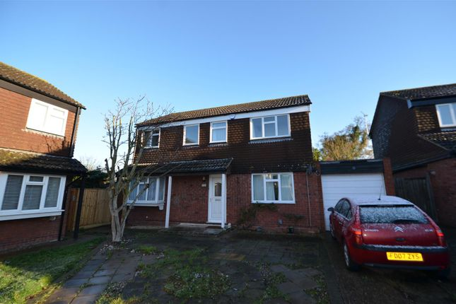 Thumbnail Detached house to rent in Bronte Close, Aylesbury