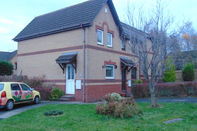 Thumbnail End terrace house to rent in Fulmar Brae, Livingston