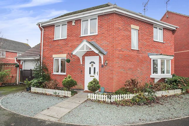 Thumbnail Detached house for sale in Foulds Lane, Blaby, Leicester