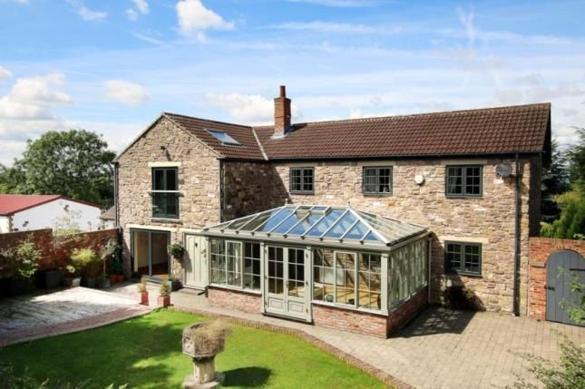 Thumbnail Detached house for sale in Greaves Sike Lane, Micklebring, Rotherham