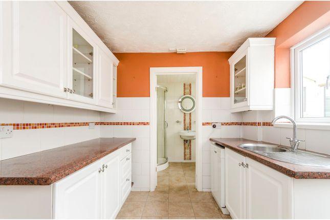 Thumbnail Semi-detached house to rent in Gosport Road, Fareham