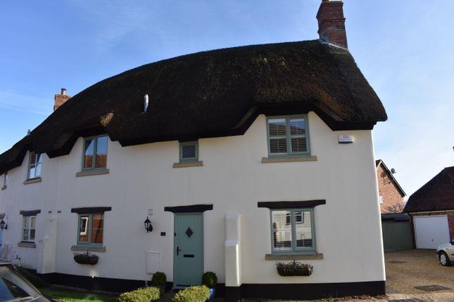 Thumbnail Cottage for sale in Woodlands, Hazelbury Bryan, Sturminster Newton