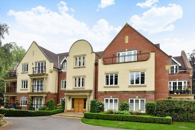 Thumbnail Flat for sale in Fircroft, Devenish Road, Sunningdale, Berkshire