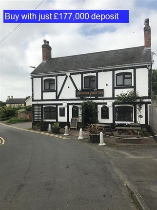 Thumbnail Restaurant/cafe for sale in DE12, Oakthorpe, Derbyshire