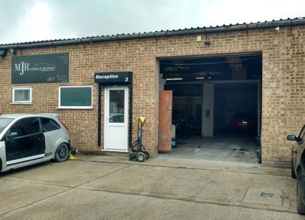 Thumbnail Industrial for sale in Unit 3, Westpoint Place, Charfleets Industrial Estate, Canvey Island