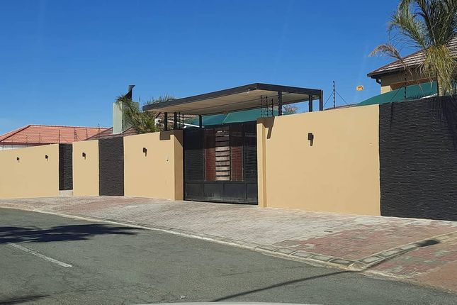 Thumbnail Detached house for sale in Hochlandpark, Windhoek, Namibia