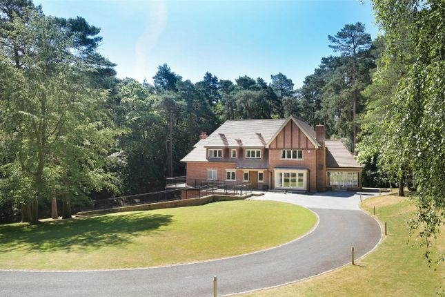 Thumbnail Detached house for sale in The Ridges, Finchampstead, Wokingham, Finchampstead