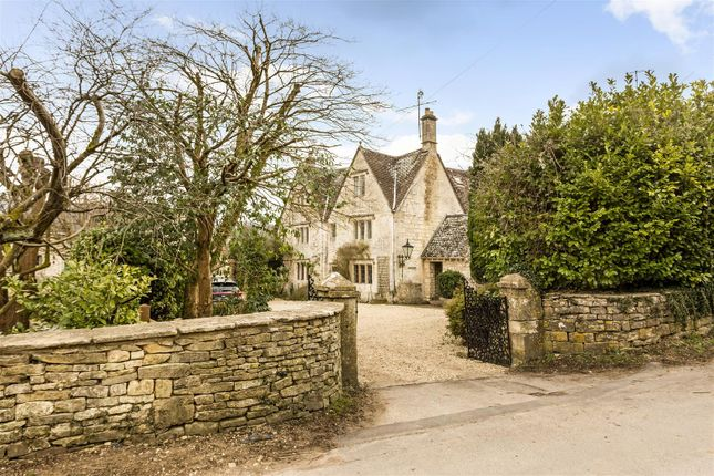 Thumbnail Detached house for sale in Pitchcombe, Stroud