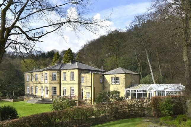 Thumbnail Country house for sale in Crosland Factory Lane, Huddersfield, West Yorkshire
