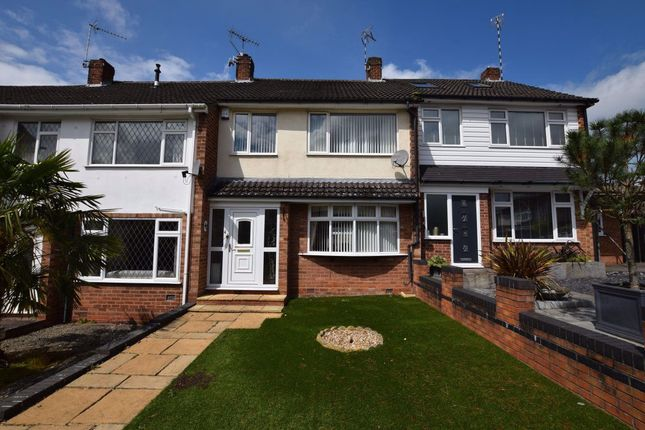 Thumbnail Terraced house to rent in Unicorn Avenue, Eastern Green, Coventry