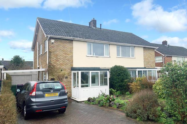 Semi-detached house to rent in Wombridge Road, Telford