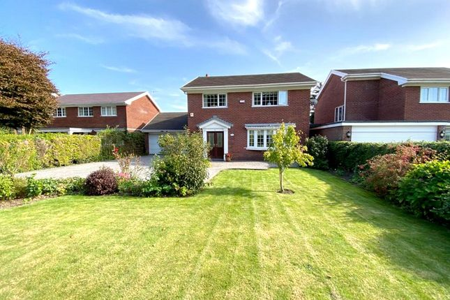 Thumbnail Detached house for sale in Woodlands Park Drive, Cadoxton, Neath, Neath Port Talbot.