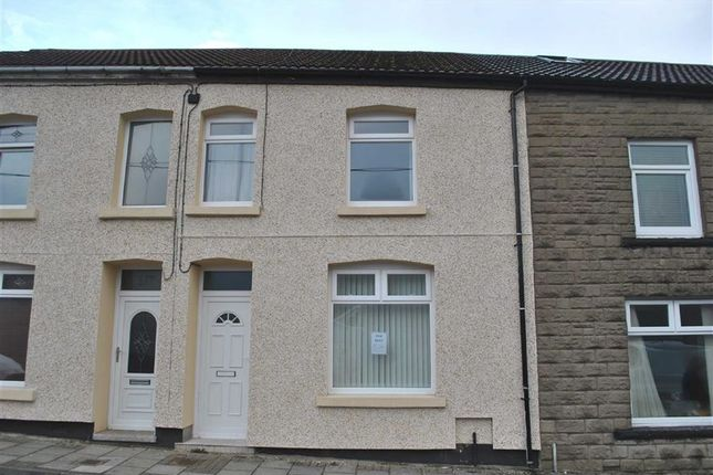 Thumbnail Terraced house to rent in Derlwyn Street, Phillipstown, New Tredegar