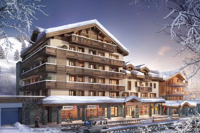 Apartment for sale in Couchevel Village, French Alps, France
