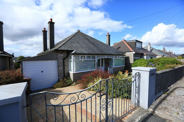 Thumbnail Detached bungalow for sale in Berry Park Road, Plymstock, Plymouth
