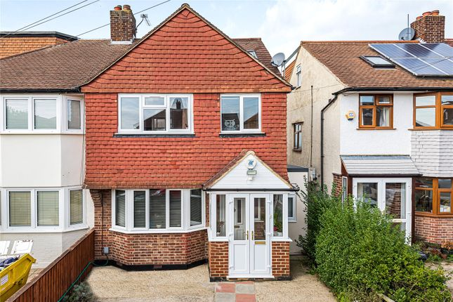 Thumbnail Semi-detached house for sale in Southview Road, Bromley