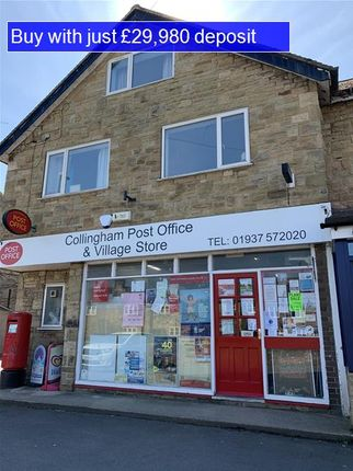 Thumbnail Retail premises for sale in LS22, Collingham, West Yorkshire
