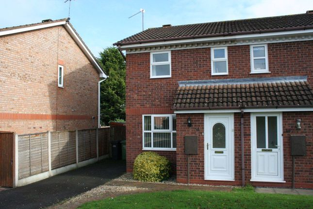 Thumbnail Property to rent in Grosvenor Crescent, Droitwich