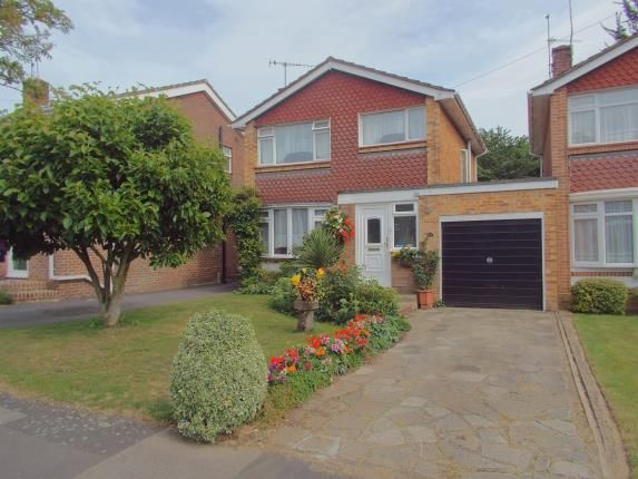 Thumbnail Detached house for sale in Fair Oak, Eastleigh, Hampshire