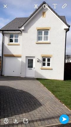 Thumbnail Detached house to rent in Bramble Wynd, Cambuslang, Glasgow