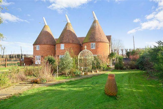 Thumbnail Semi-detached house for sale in Bull Lane, Boughton-Under-Blean, Faversham, Kent