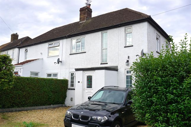 Thumbnail Semi-detached house for sale in Common Rise, Hitchin