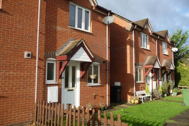 Thumbnail Semi-detached house to rent in Childer Road, Ledbury