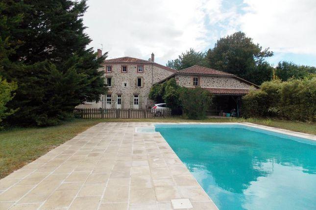 Limousin, Haute-Vienne, Rochechouart