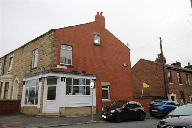 Thumbnail End terrace house to rent in Lee Street, Longridge